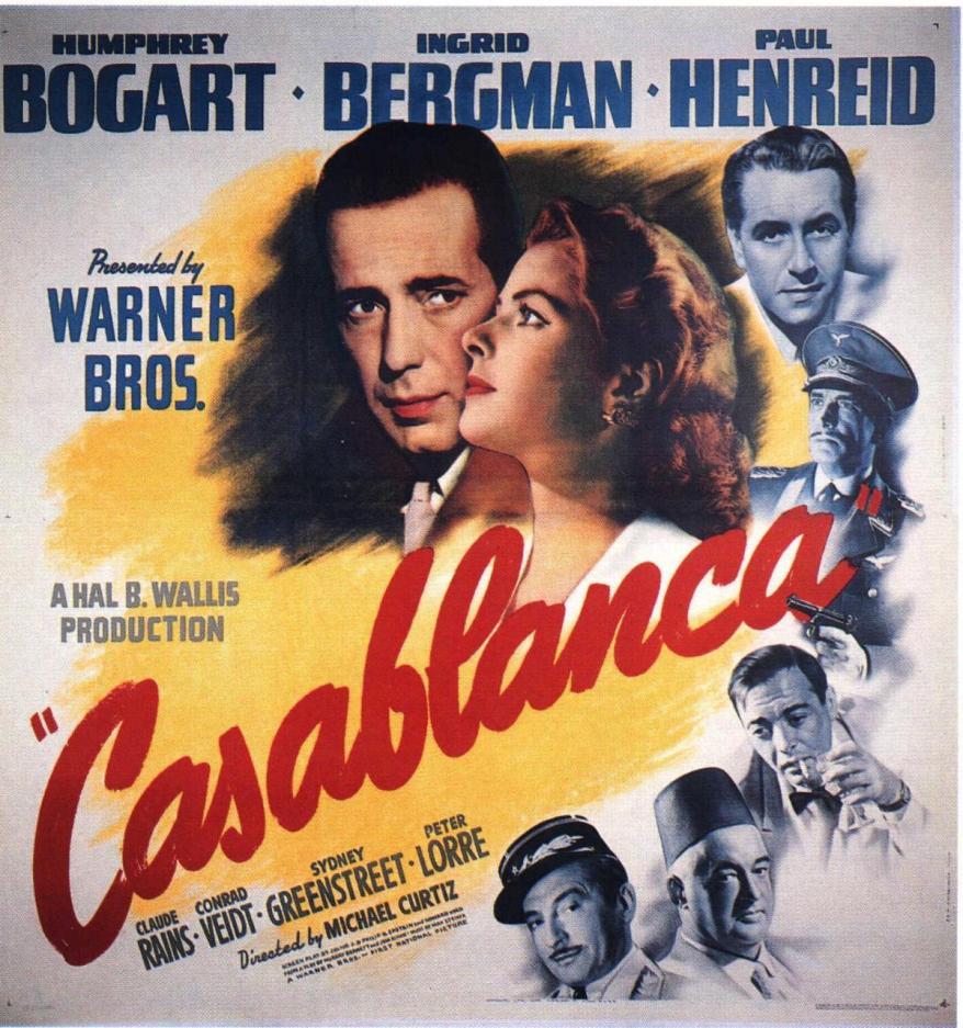 Casablanca_poster